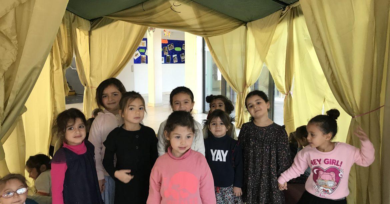 La tente d'Avraham